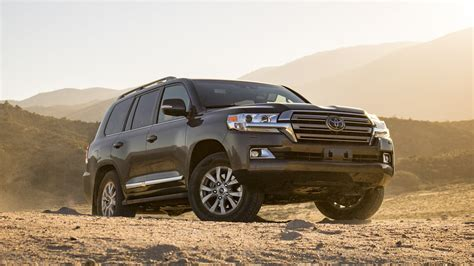 2018 Toyota Land Cruiser Group Review The Eternal Flame