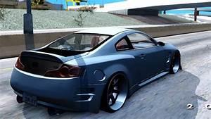 Infiniti G35 Coupe - Gta San Andreas  Review