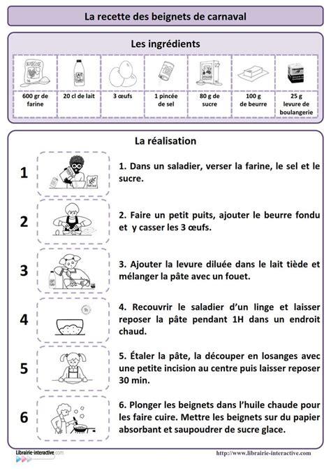 recette de cuisin 125 best images about recette cuisine maternelle on