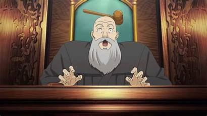 Judge Ace Attorney Anime Animated Gifs Giphy