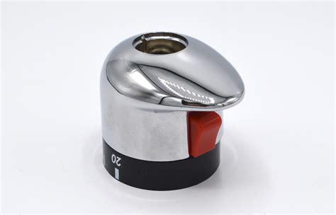 maniglia rubinetto termostatico teuco cromata ws store