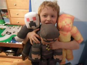 Minecraft Plush BUTTER STEVESKYDOESMINECRAFT Jakeys