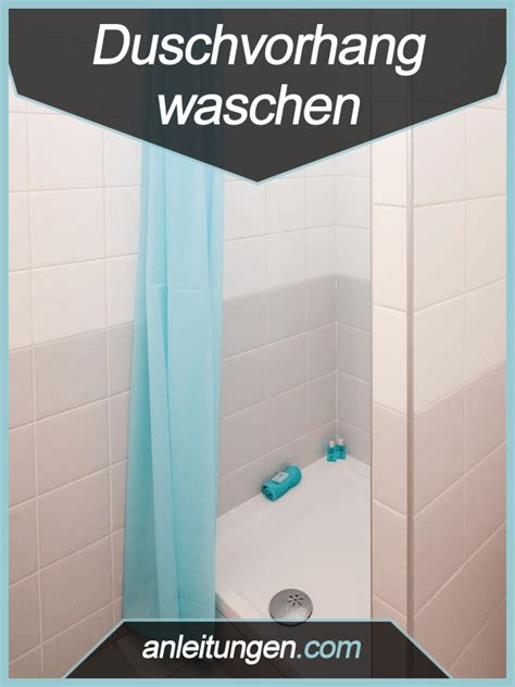 Duschvorhang Schimmel Entfernen by Duschvorhang Waschen Wie Schimmel Und Anderen