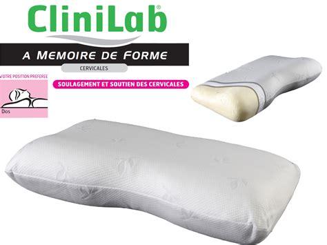 Oreillers Ergonomique by Clinilab Oreillers Ergonomiques