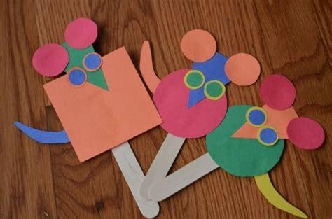 mouse shapes images  pinterest preschool