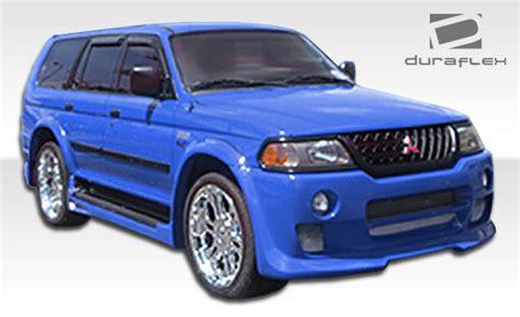03 Mitsubishi Montero Sport by Mitsubishi Montero Sport 00 03 Kit Duraflex Platinum