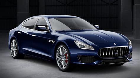 maserati quattroporte  luxury sedan experience youtube