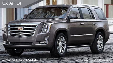 cadillac escalade  sale colorado springs youtube
