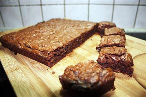 recette de brownies au beurre de cacahu 232 tes