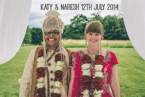 Katy and Naresh 'Our Big Fat Anglo Indian Country Festival Wedding!? By Rob Tarren   Boho