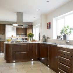 home interior kitchen walnut kitchen kitchen design decorating ideas housetohome co uk