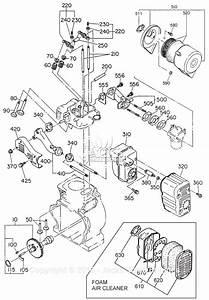 Robin  Subaru Eh25 Parts Diagram For Intake  Exhaust