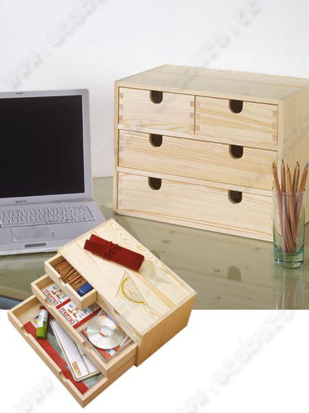 bureau de poste 3 rangement de table pin