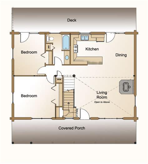 20x24 Cabin Floor Plans  Joy Studio Design Gallery  Best