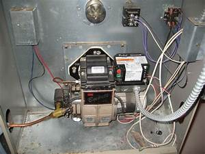 Who Knows The Sequence Of Events  Forced Air Oil Furnace W  Power Venter