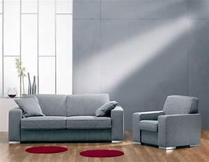 Canape Design Et Confortable : canap convertible confortable et design triomphe ~ Teatrodelosmanantiales.com Idées de Décoration