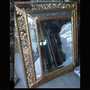 Miroir Vénitien Ancien : miroir ancien auctions art market ~ Preciouscoupons.com Idées de Décoration