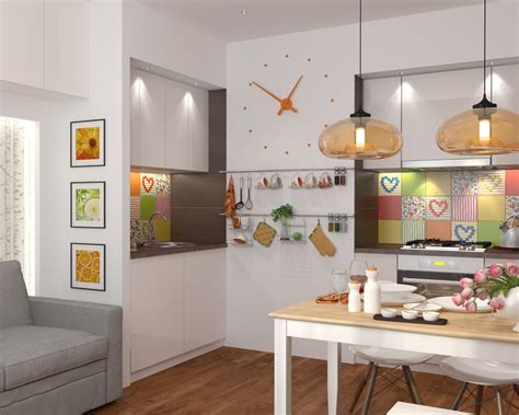 4 Small & Beautiful Apartments Under 50 Square Meters : 4 Cute And Stylish Spaces Under 50 Square Meters