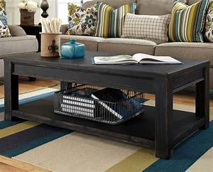 Coffee table 10 antique design of black trunk coffee for Dark wood trunk coffee table