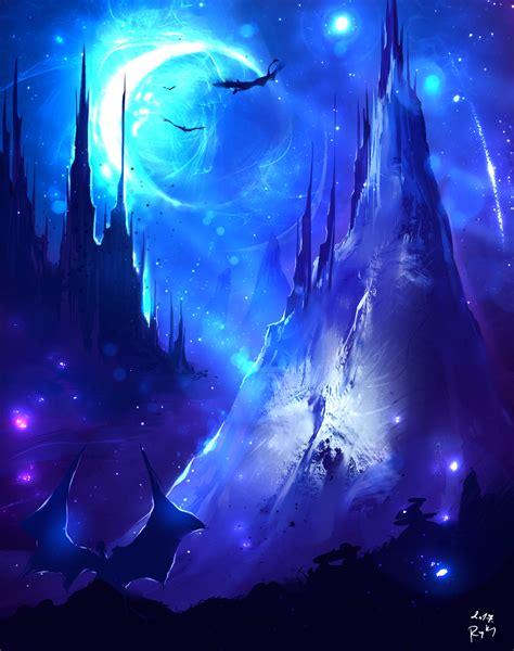 good night  words fantasy worlds   fantasy