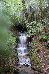 Waterfall Of Ground Water Into The     U00a9 Kevin Connolly