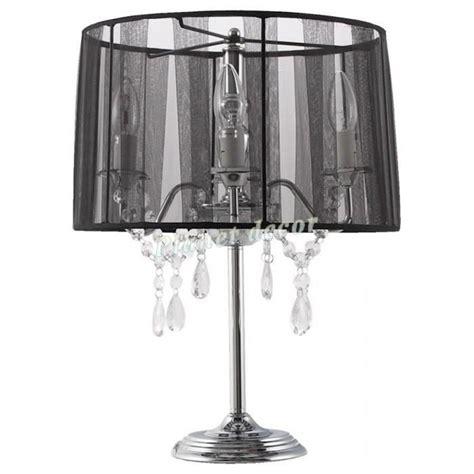 bureau baroque pas cher lampe de chevet chandelier baroque noir achat