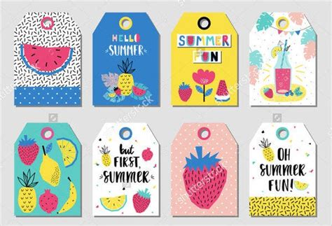 summer labels psd vector eps  premium templates