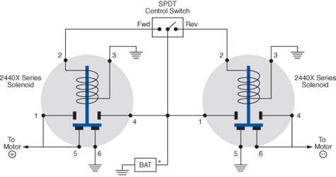 Motor Reversing Diagram Littelfuse