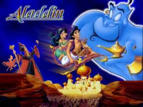 La Le D Aladin by World Disney Aladino