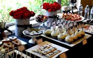 wonderful buffet table decorations ideas homelk