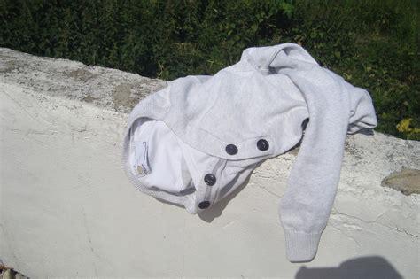 Michael Brian Reed 9 11 July Grey Jumper Over Wall No