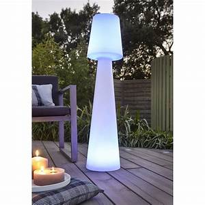 Boule Lumineuse Exterieur Solaire : lampe boule exterieur ~ Edinachiropracticcenter.com Idées de Décoration