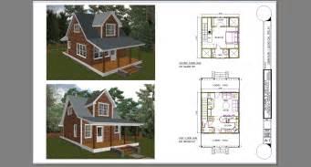 bachman associates architects builders cabin plans part 1