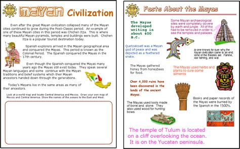 aztec inca worksheets worksheets for all