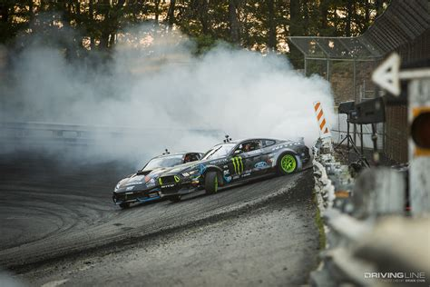 2016 Formula Drift Wall Speedway Top 32 Play-by-Play ...