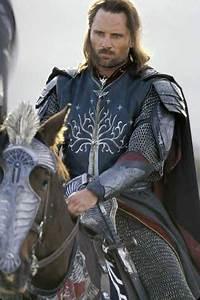 TV and movies: Viggo Mortensen as Aragorn