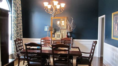 beatrice banks dining room  blue