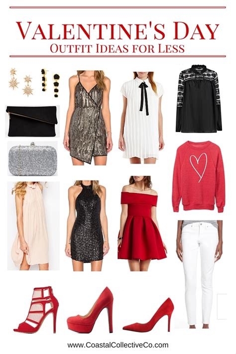 Valentines Day Outfit Ideas Valentine S Day Outfit Ideas Coastal Collective Co