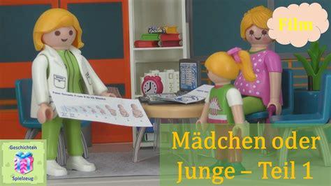 Playmobil Kinderzimmer Junge Und Mädchen by Playmobil M 196 Dchen Oder Junge Teil 1