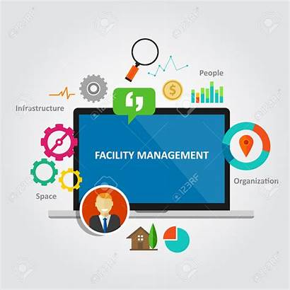 Facility Facilities Management Maintenance Building Service Clipart