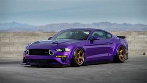 TJIN Edition Ford Mustang EcoBoost 2018 4K Wallpaper   HD Car Wallpapers   ID #11447