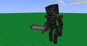 The gallery for --> Minecraft Wither Skeleton In Real Life