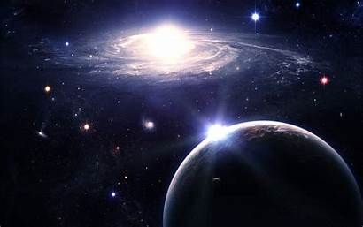 Galaxy Nearest Space Wallpapers Desktop Universe Galactic