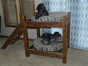 custom bunk beds dog bunk bed custom made With dog bedroom furniture