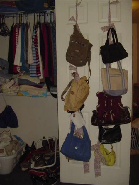 ways  organize purses