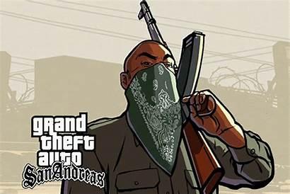 Andreas San Theft Grand Gta Cj Coffee
