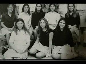 Lady GaGa Young in Her Teens high school yearbook - YouTube