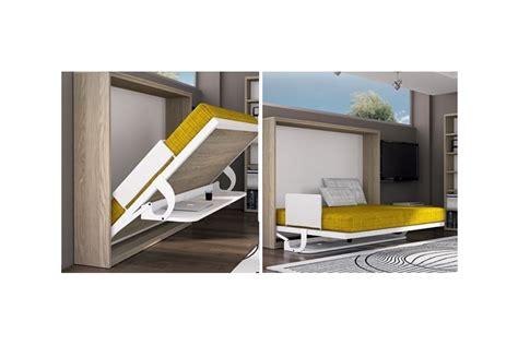 mesure canapé armoire lit escamotable horizontale bureau rabatable