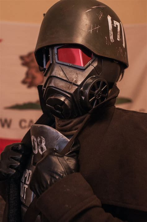 Fallout New Vegas Ncr Veteran Ranger Cosplay By Maxbdn On
