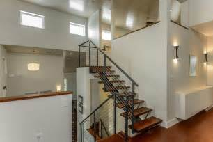 split level home interior staircase ideas to create quot half floors quot in a split level house design best home gallery